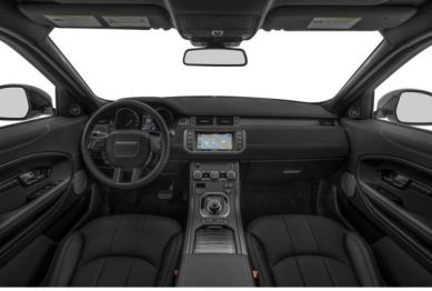 Land Rover Range Rover Evoque 2018 Steering and Transmission