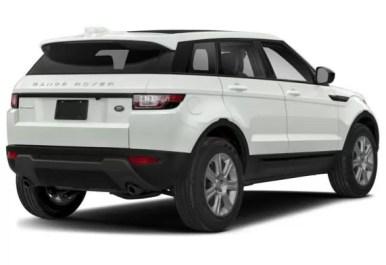 Land Rover Range Rover Evoque 2018 Title Image
