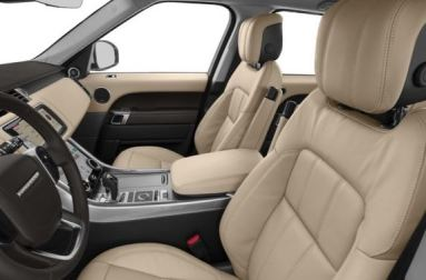 Land Rover Range Rover Sport 2018 Front Seats