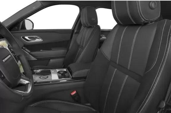 Land Rover Range Rover Velar 2018 Front Seats