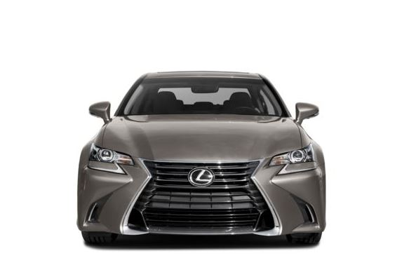 Lexus GS 2018 front image