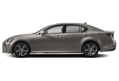 Lexus GS 2018 side image