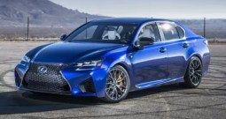 Lexus GS F RWD 2018 Price,Specifications