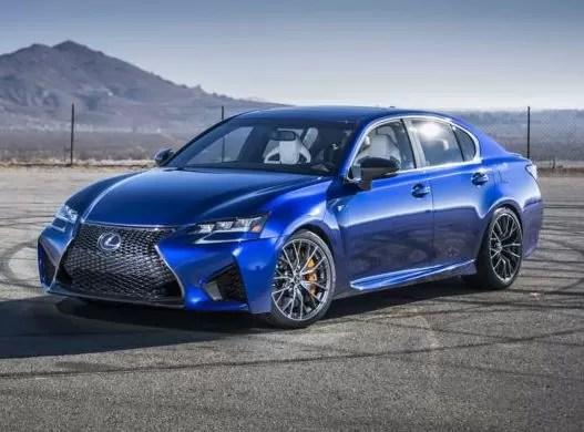 Lexus GS F 2018 Feature Image