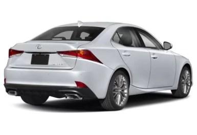 Lexus IS 2018 Title Image