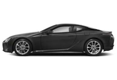 Lexus LC 2018 Side Image