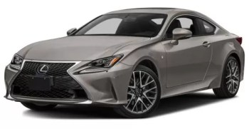 Lexus RC 2018 Feature Image