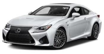 Lexus RC F Feature Image