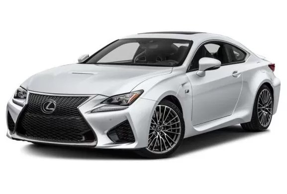 Lexus RC F Feature Image