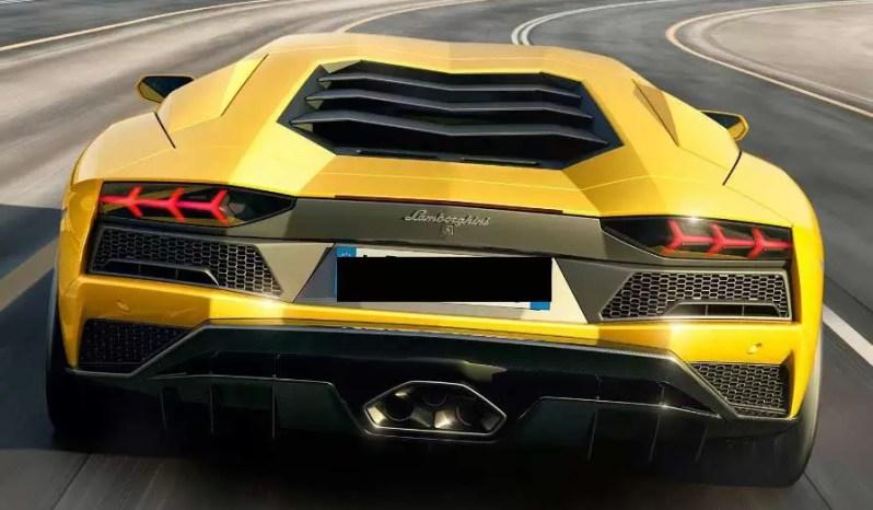 Lamborghini Aventador Coupe 2017 Price,Specifications full