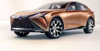 Lexus LF1 Limitless Concept is the Platform for upcoming SUV's