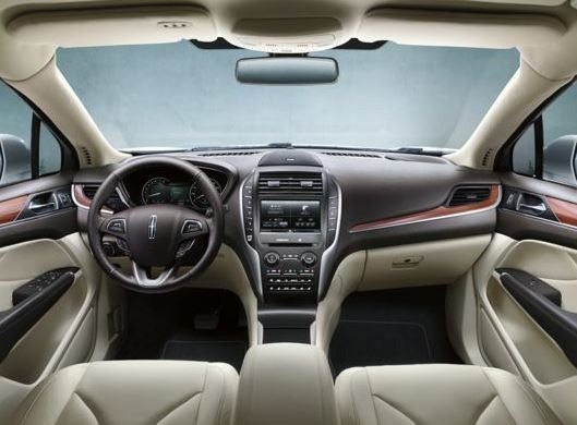 Lincoln MKC 2018 Steering And Transmission