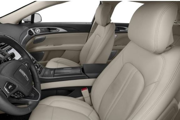 Lincoln MKZ 2018 front Seats