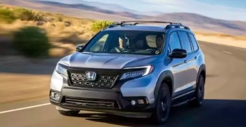 New off road capable vehicle by Honda