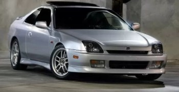 Honda Prelude – Cheap Sports car by the Company