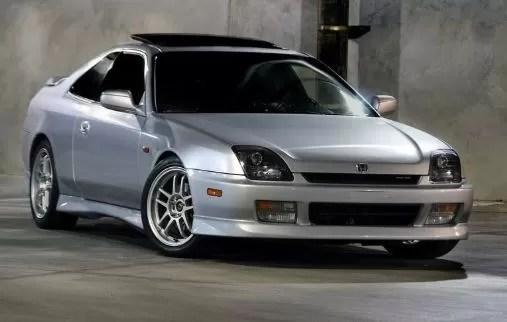 Honda Prelude – Cheap Sports car by the Company