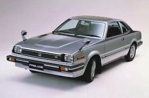Honda Prelude 1st Generation