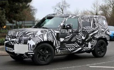 Land Rover Defender is getting Ready for its place in market