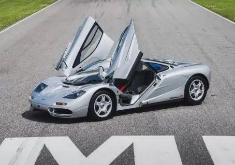 Mclaren F1 the best car ever made.