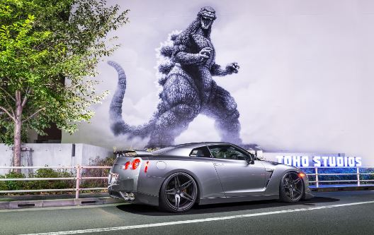 Why Nissan GTR has given the Name of GodZilla