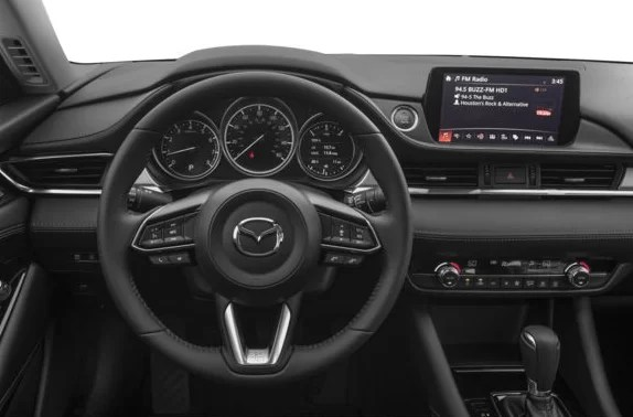 Mazda 6 2018 Steering And Transmission