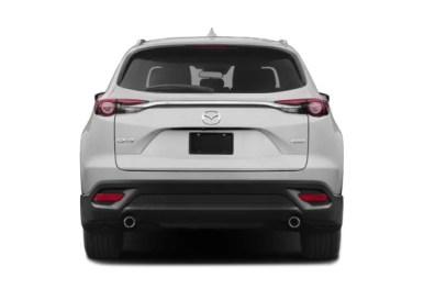 Mazda CX-9 2018 Back Image