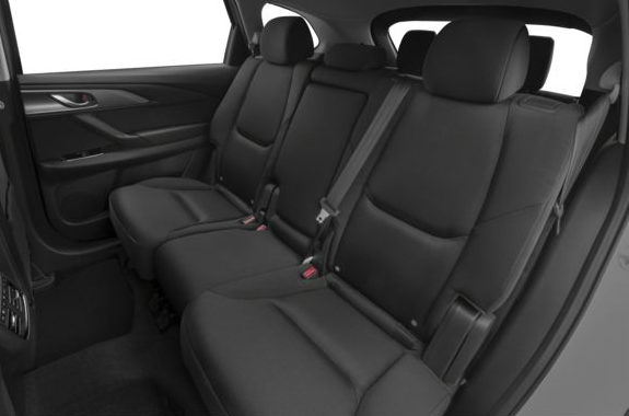 Mazda CX-9 2018 Back Seats