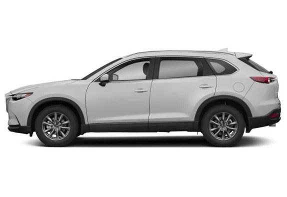 Mazda CX-9 2018 Side Image
