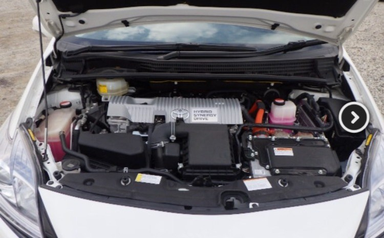 New Toyota Prius A Premium 2015 full