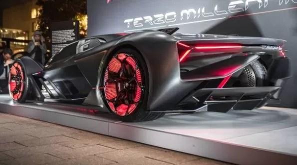 2019 Lamborghini Terzo Millennio - Self-Healing