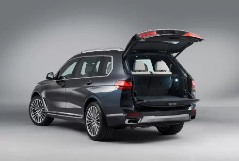 BMW X7 a Gigantic SUV by the company