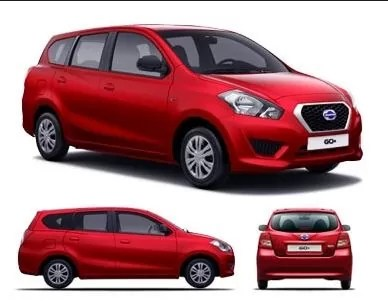 Datsun GO plus is Expected to arrive in Pakistan
