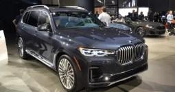 Info BMW X7 2019