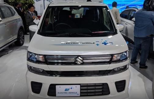 Maruti Suzuki Electric Wagon R is Expected to Launch in 2020