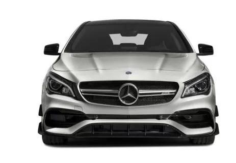 Mercedes AMG CLA45 2018 Front Image