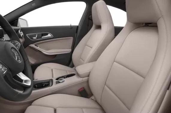 Mercedes AMG CLA45 2018 Front Seats