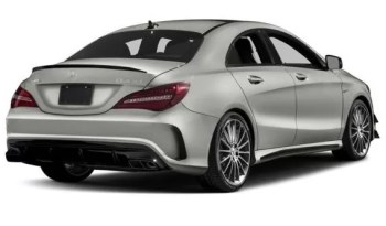 Mercedes-Benz AMG CLA45 4Matic 2018 Price,Specifications full