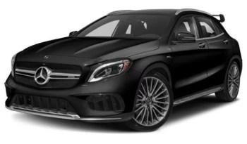 Mercedes AMG GLA45 2018 Feature Image