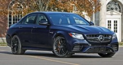 Mercedes-Benz AMG E63 S 4Matic 2018 Price,Specifications