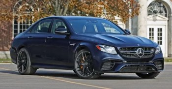 Mercedes Amg E63 S 4matic 2018 Feature Image