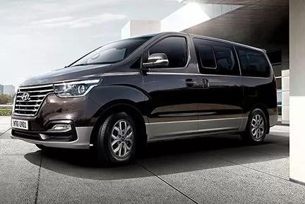 Hyundai Grand Starex 2019 Title Image