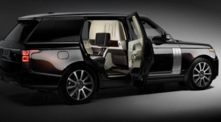 Range Rover Sentinel Best Bullet Proof Armored Luxury Vehicle