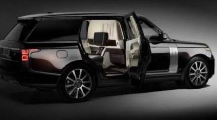 Range Rover Sentinel Best Bullet Proof Armored Luxury Vehicle