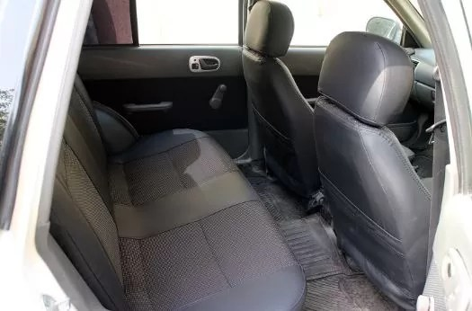 Suzuki Cultus 2016 Rear Seats