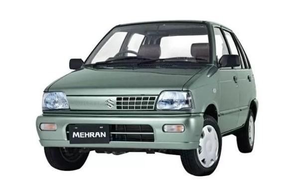 Suzuki Mehran 2019 Feature Image
