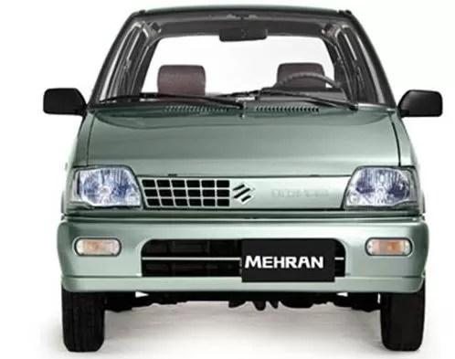 Suzuki Mehran 2019 Front image