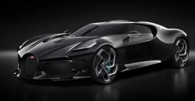 World's Most Expensive car by Bugatti