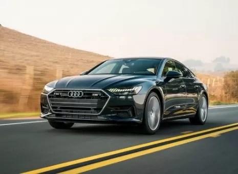 Audi A7 2019 Feature