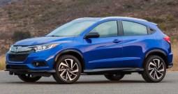 Info Honda HR-V 2019