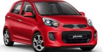 KIA Picanto in Pakistan